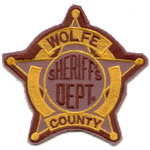 Wolfe County Sheriff's Department, KY