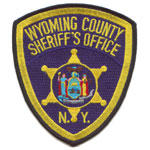 Wyoming County Sheriff's Department, NY