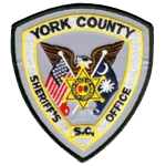 York County Sheriff's Office, SC