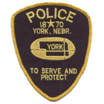 York Police Department, NE