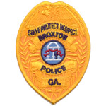 Broxton Police Department, GA