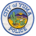 Yuma Police Department, AZ