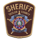 Taylor County Sheriff's Office, TX