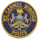 Mount Carmel Borough Police Department, PA