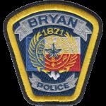 Bryan Police Department, TX