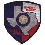 Hopkins County Sheriff's Office, TX