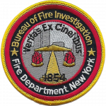 New York City Fire Department - Bureau of Fire Investigation, NY