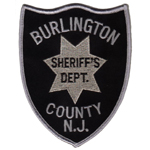 Burlington County Sheriff's Department, NJ