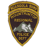 Nuangola Borough Police Department, PA