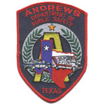 Andrews Department of Public Safety, TX