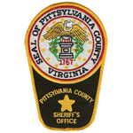 Pittsylvania County Sheriff's Office, VA