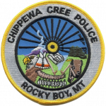Chippewa Cree Tribal Police Department, TR