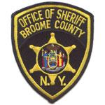 Broome County Sheriff's Office, NY