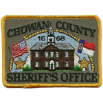 Chowan County Sheriff's Office, NC