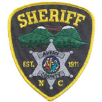 Avery County Sheriff's Office, NC