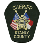 Stanly County Sheriff's Office, NC