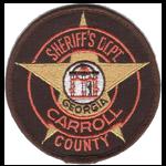 Carroll County Sheriff's Office, GA
