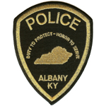 Albany Police Department, KY