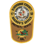 Dinwiddie County Sheriff's Office, VA