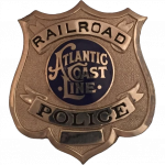 Atlantic Coast Line Railroad Police Department, RR