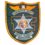 Dent County Sheriff's Department, MO