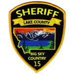 Lake County Sheriff's Office, MT