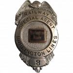 Chicago, Burlington and Quincy Railroad Police Department, RR