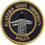 Alabama State University Police Department, AL