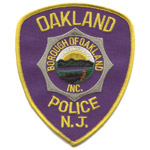 Oakland Police Department, NJ