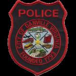 Danville Police Department, VA