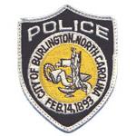 Burlington Police Department, NC