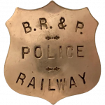 Buffalo, Rochester and Pittsburgh Railroad Police, RR
