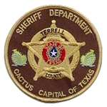 Terrell County Sheriff's Department, TX