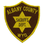Albany County Sheriff's Office, WY