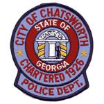 Chatsworth Police Department, GA