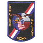 Coolidge Police Department, TX