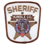 Kimble County Sheriff's Office, TX