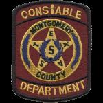 Montgomery County Constable's Office - Precinct 5, TX
