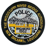 Mississippi River Bridge Authority Police Department, LA