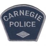 Carnegie Police Department, OK