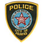 Fairfax Police Department, OK