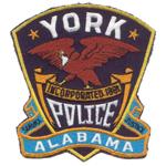 York Police Department, AL