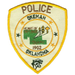 Okemah Police Department, OK