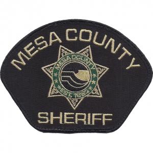 Deputy Sheriff Derek Mace Geer, Mesa County Sheriff's ...