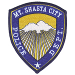 Mount Shasta Police Department, CA