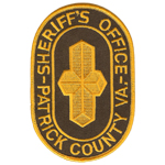 Patrick County Sheriff's Office, VA