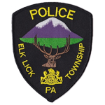 Elk Lick Township Police Department, PA