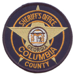 Columbia County Sheriff's Office, GA