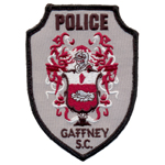 Gaffney Police Department, SC