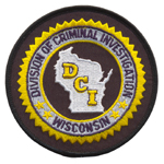 Wisconsin Department of Justice - Division of Criminal Investigation, WI